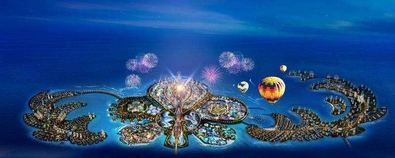 全世界的休闲度假圣地,中国海南海花岛项目33-218㎡开间至四房总价65万一套起