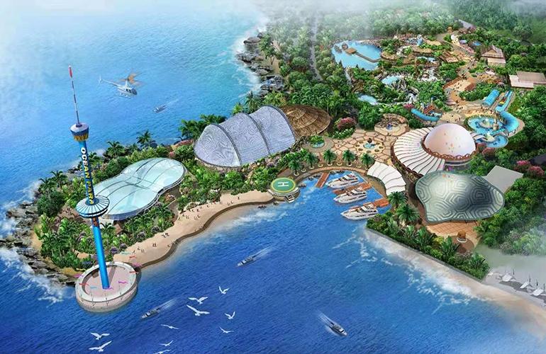 富力海洋文化城